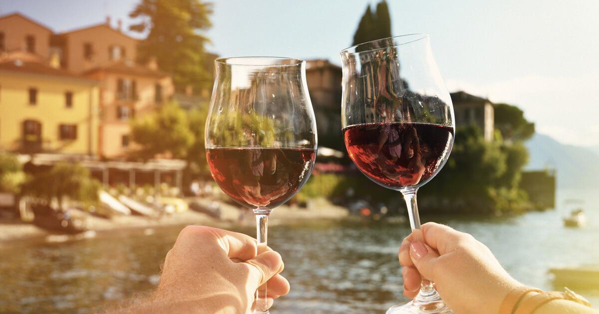 Rượu vang Ý – Nét tinh tế của bài thơ