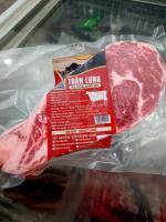 Thăn lưng bò Black Angus Canada (Rib eye) 1kg