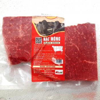 Nạc mông bò Black Angus Canada 1kg