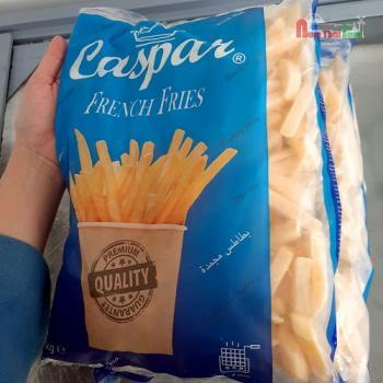 Khoai tây đông lạnh Caspar