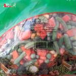 RAU CỦ HỖN HỢP 4 LOẠI (1kg)