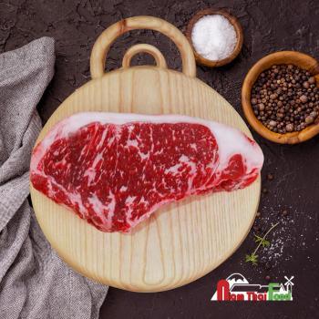 Thăn ngoại bò Wagyu MS6 (Wagyu Beef Striploin MS6)