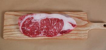 Thăn ngoại bò Wagyu MS8 (Wagyu Beef Striploin MS8)
