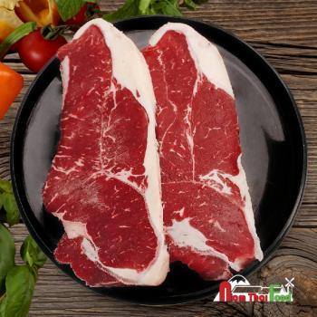 Thăn ngoại bò Úc cao cấp JBS (Striploin) (1kg)