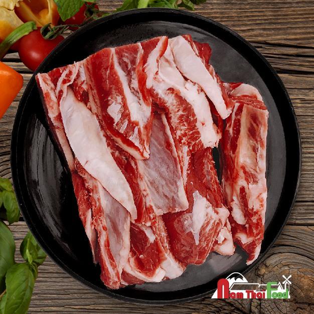 Thịt dẻ sườn bò Úc JBS (Rib Finger) (1kg)