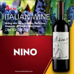 VANG ĐỎ NINO ROSSO SICILIA