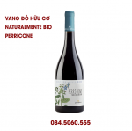 VANG ĐỎ NATURALMENTE BIO PERRICONE