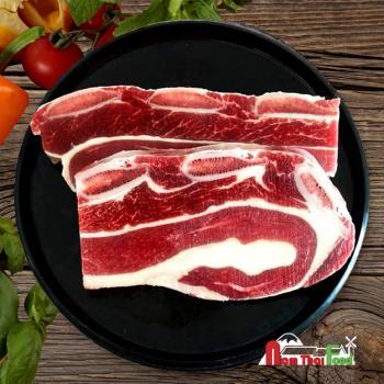 Sườn non bò Úc 5 xương (Short rib 5 ribs)